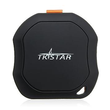 GPS Tracker Locator Mini GPS portátil en tiempo real Spy para I capretti coche Personal Vehículo