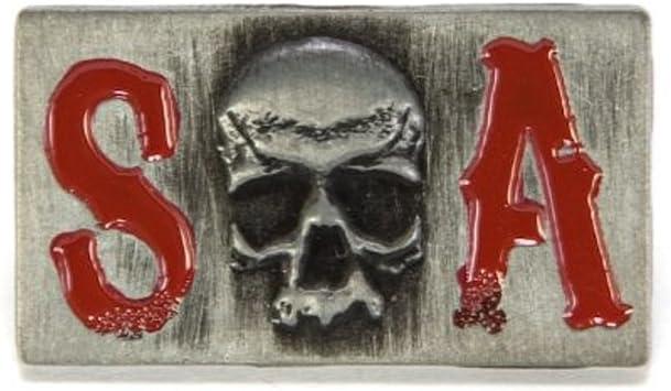 Sons Of Anarchy S Skull Un Pin de la solapa: Amazon.es: Juguetes y juegos