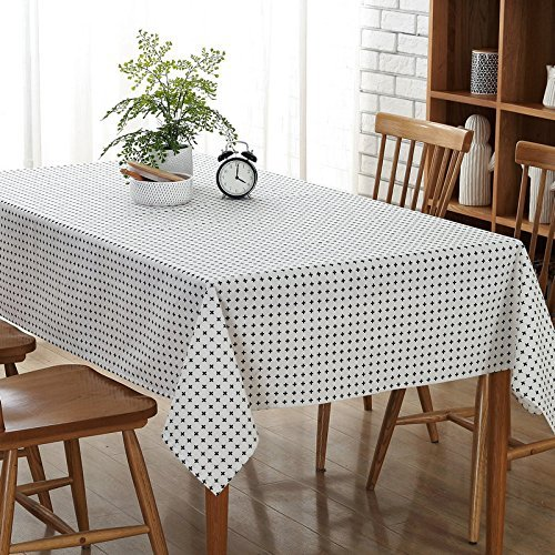 MOMO Modern Simplicity Plus Wallpaper Home Table Cloth,140x250cm