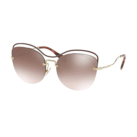 a57810de15d Miu Miu Women  s 0MU50TS R1JQZ9 60 Sunglasses