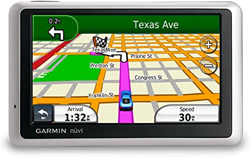 Garmin nuvi 1300 4.3-Inch Widescreen Portable GPS Navigator Discontinued by Manufacturer