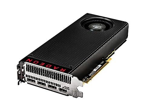 XFX RX-480M8BBA6 Radeon RX 480 8GB GDDR5 - Tarjeta gráfica ...