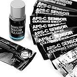 UES APSC-16 DSLR or SLR Digital Camera Aps-C Type Sensor Cleaning Swabs DSC Accessories, Black, Full-Size