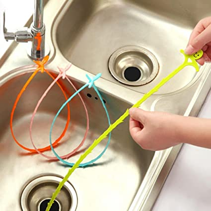 Wondrous Amazon Com Practical Drain Snakes Cleaner Kitchen Bathroom Download Free Architecture Designs Crovemadebymaigaardcom