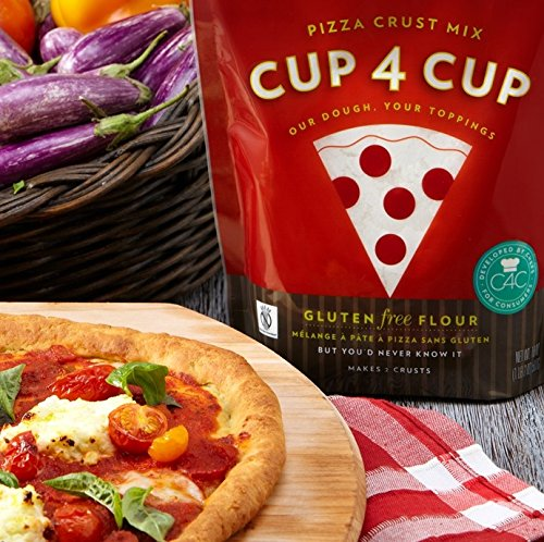 Cup 4 Cup Gluten Free Pizza Crust Mix, 18 Oz by Cup4Cup (Image #4)