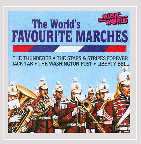 Municipal Band - The World's Favourite Marches