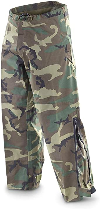 Original BW Wetness Protection Trousers Gore-Tex Or Cold Protection Pants Thermo Trousers N e U