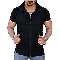 Black Collection Men's Cotton T-Shirt (Bcsa0002)