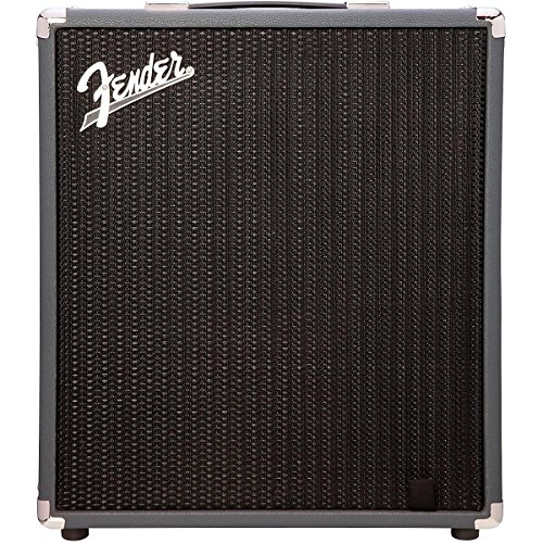 fender-limited-edition-rumble-100-100w-1x12-bass-combo-amp-stealth-gray