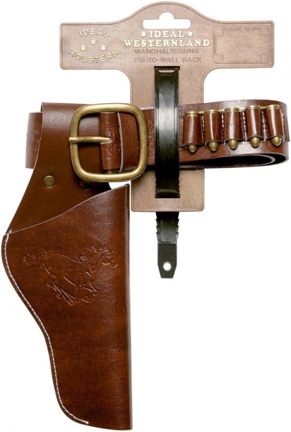 Cowboy Indian A la 1 de la serie Colt 90 Centímetros Cinturón, Col Orden.(Modelo surtido)