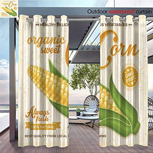 Corn Cob Porch Light in US - 9