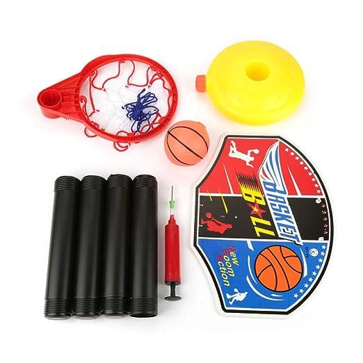 Mini Juego de aro de Baloncesto para niños Set de Baloncesto en ...