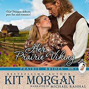 Her Prairie Viking Audiobook