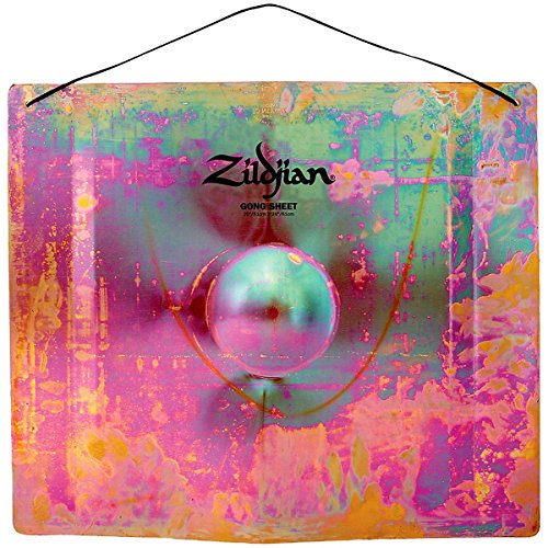 Zildjian Gong Sheet 24 x 20 in. by Avedis Zildjian Company