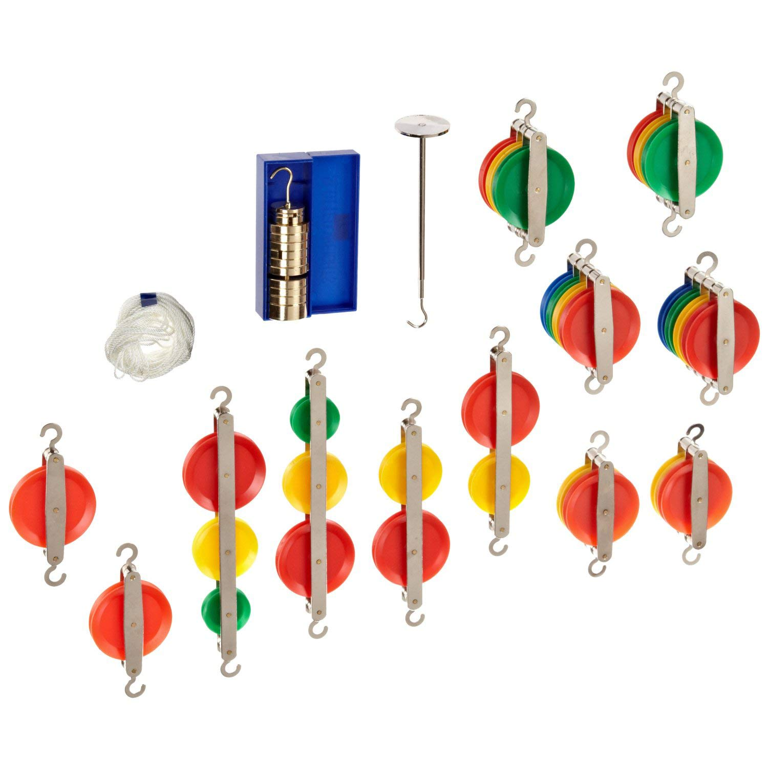 American Educational 7-1607 Pulley Kit by American Educational Products