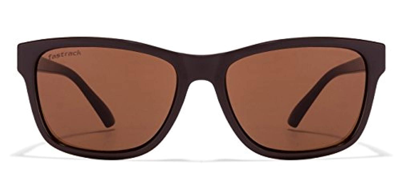 7f981433b4 Fastrack UV Protected Square Men s Sunglasses - (P357BR3