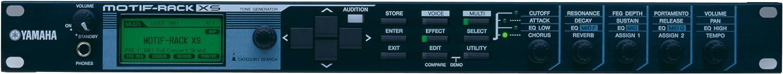 Yamaha MOTIF Rack XS: Amazon.es: Instrumentos musicales