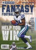 Fantasy Football Magazine 2016 Draft Guide - Best Reviews Guide