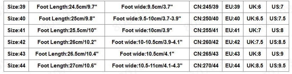 Woaills Sandals Mens Solid Color Sneakers Versatile Casual Shoes Low Breathable Shoes Gray,40