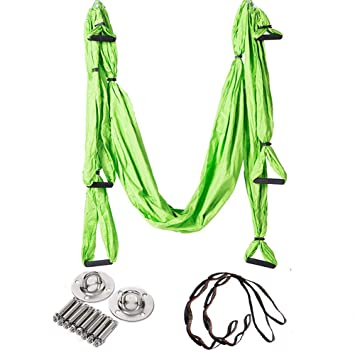 Amazon.com : Etgu Aerial Yoga Swing Set Anti-Gravity Yoga ...