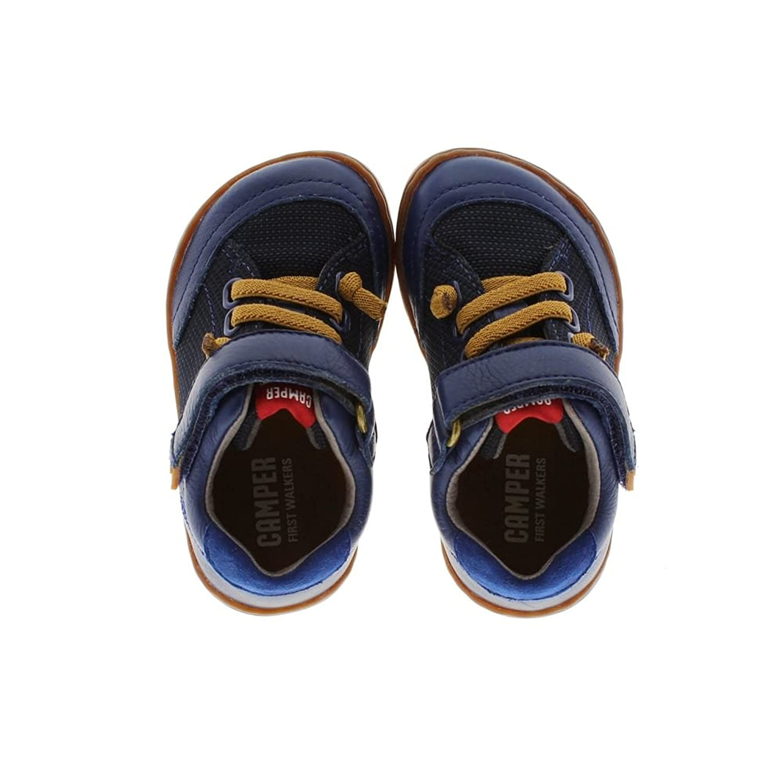 SHOES CAMPER K900112-002 PEU CAMI BLUE 21 EU Blue: Amazon.co.uk: Shoes &  Bags