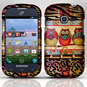 Hard Cover Case for Samsung Galaxy Discover SGH-S730G W32A