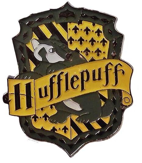 Amazon Harry Potter Hufflepuff Logo Metalenamel Finish Pin