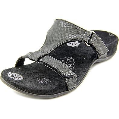 0f245e97c137 Orthaheel Womens Molly Open Toe T-Strap Sandal Shoes
