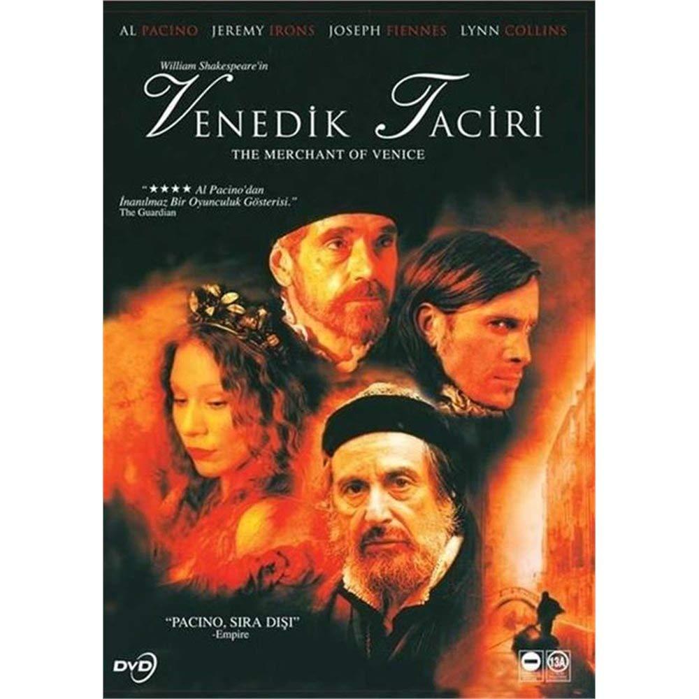 Venedik Taciri (DVD): Amazon.es: Micheal Radford, Tepe: Cine ...