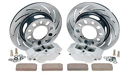 Amazon com: Strange Engineering B1706WC Rear Steel Brake Kit
