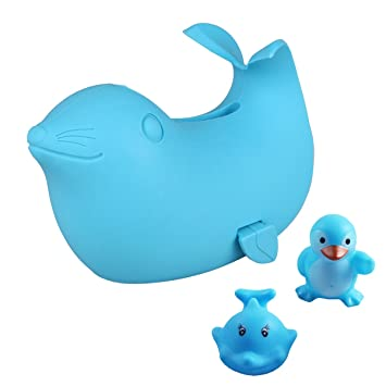 Amazon.com : Tub Faucet Cover For Baby - Bathtub Spout Cover for ...