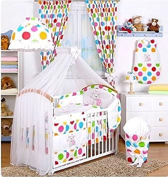 bb-camarade - Set 14 pcs ropa cama de bebé: Tour de cama ...
