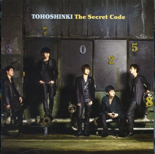 CD : Tohoshinki - Secret Code (Japan - Import)