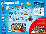 Playmobil Advent Calendar and Christmas Bakery