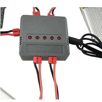Gazechimp Venta Caliente 5 en 1 Batería de Lipo Cargador USB ...