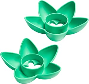 HENMI Avocado Growing Kit 2 PCS, Tree Indoor Avocado Grower, Garden Gift Practical Kitchen Gardening Gifts for Women