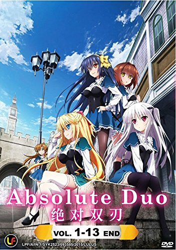 Absolute Duo VOL (1-13) End / English Subtitle