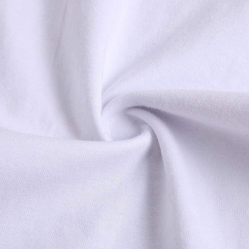 ZOMUSAR Newborn Infant Baby Girl Boy Letter Dreamcatcher Romper+Tassel Pants Clothes Set