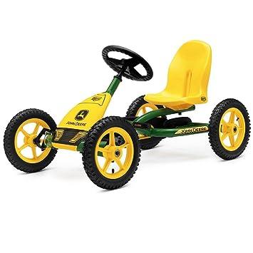 Berg Toys 24.21.24 John Deere - Coche de Pedales para niños Modelo John Deere: Amazon.es: Juguetes y juegos