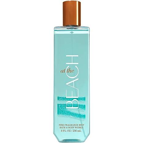 39ab8ce4ea0 Bath & Body Works Fine Fragrance Mist 8 Ounce At The Beach: Amazon.in:  Beauty