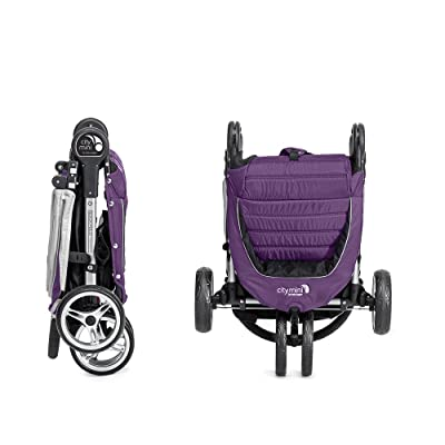 Baby Jogger City Mini Stroller In Purple review