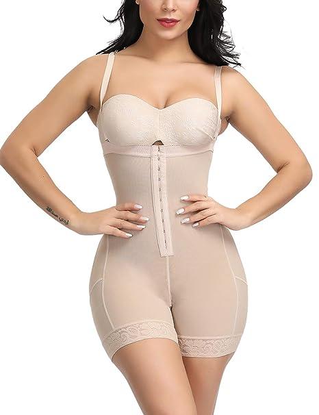 FeelinGirl Faja Braga Reductora Mujer Pantalones Moldeadores con ...