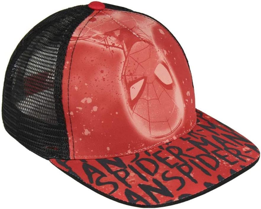 Unisexe Enfant Made in Trade- Spiderman Casquette Taille Unique 2200002863