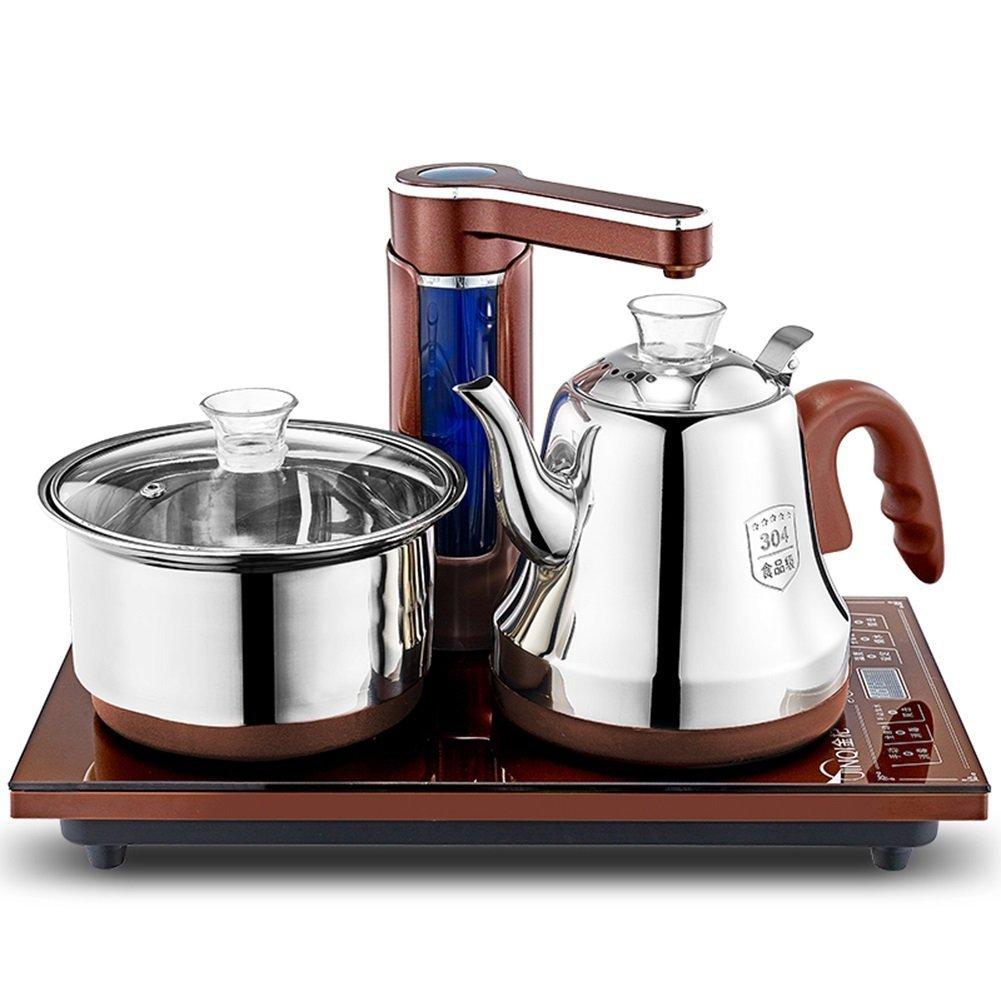 YYY  Vollautomatische Add Wasser Wasserkocher 304 Edelstahl Wasserkocher Pumping Tee Herd Set Automatische Abschaltung 1.2L 1350 Watt Wasserkocher,1