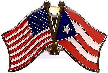 USA American Hungary Friendship Flag Bike Motorcycle Hat Cap lapel Pin