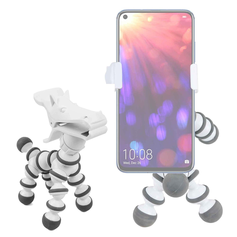 DURAGADGET Soporte/Pinza para Smartphone Honor View 20, Redmi Note ...