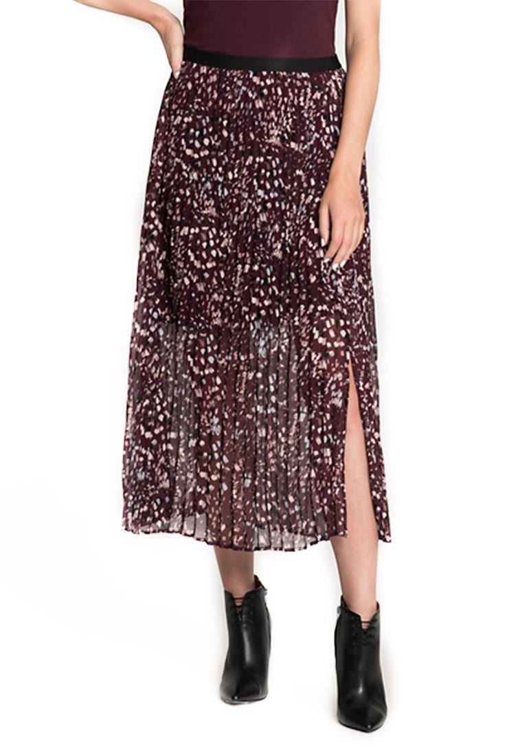 Nic + Zoe Confetti Skirt - Multi - 8