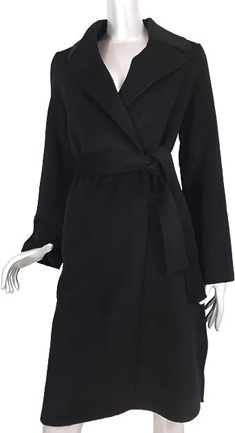 Amazon.com: Zara 4070/225/800 - Abrigo con cinturón para ...