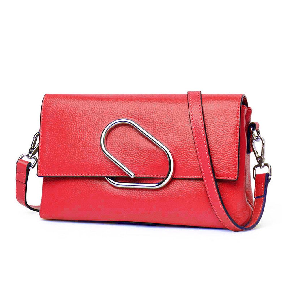 Red Zoomarlous Women Shoulder Bag,Women PU Leather Shoulder Bag Casual Small Messenger Crossbody Bags Handbag