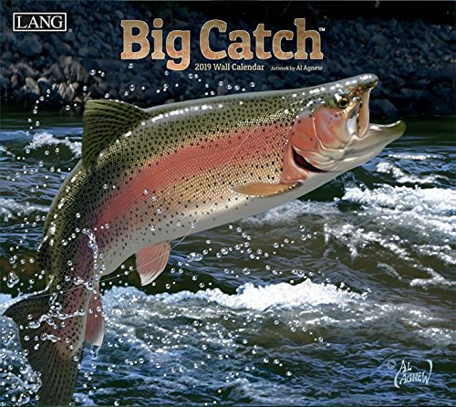 (Big Catch 2019 Calendar: Bonus Free Downlod)